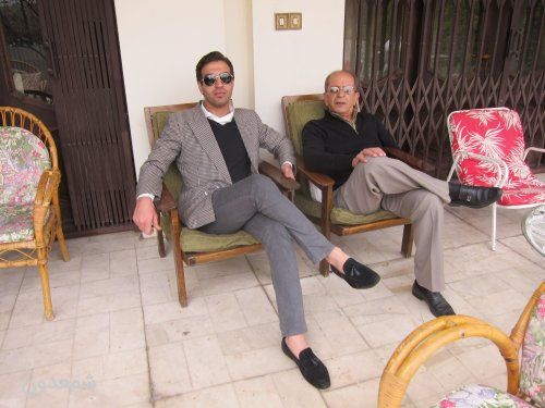 تبریک جناب مهندس کاشانی